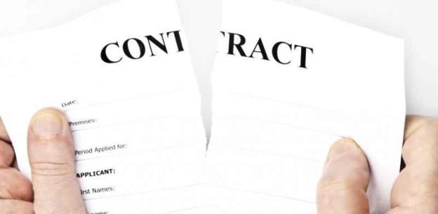 44-ФЗ односторонний отказ от исполнения контракта. Кто может расторгнуть контракт? Возможна ли отмена решения?