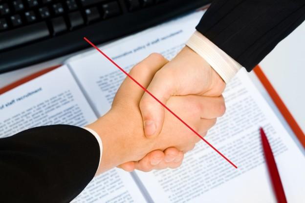 Уклонение от заключения контракта. Риски и последствия.